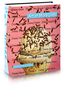 The Art of More Lists