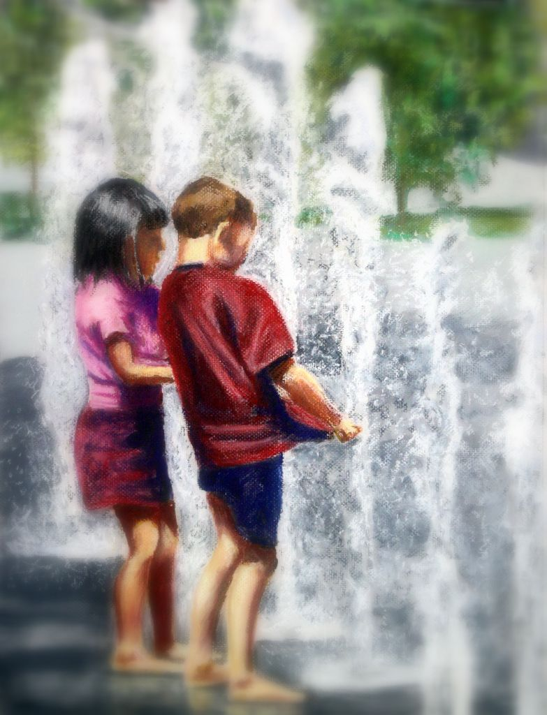 <strong>Lets Get Wet</strong><br> Perhaps at an early age, we learn the seductive allure and spontaneous thrill of  water. It happens every time we dive into a less-than-warm swimming pool…